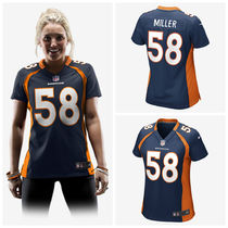 【送料込み】レディース  NFL DENVER BRONCOS GAME JERSEY