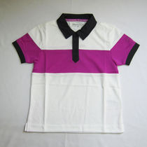 NIKE 401494-102 KIDS SWITCHING POLO SHIRT WHITE × PURPLE