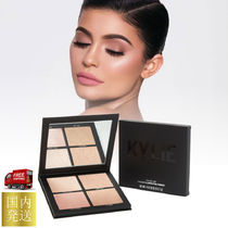 KYLIE COSMETICS☆4色ハイライターパレット☆THE WET SET