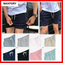 18SS【WANNABE MANTORY】日本未入荷☆Dialy Training Shorts 8色