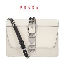 【PRADA】Prada Elektra leather bag 送料/関税込