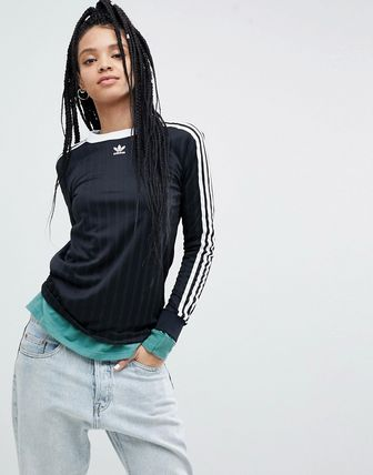 アディダス adidas Originals  adicolor Three Stripe Jersey