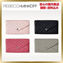 ★Rebecca Minkoff★Quilted チェーンウォレット 関税送料込