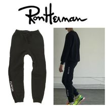 【Ron Herman取り扱い商品】☆新商品☆Side Rib Sweatpants