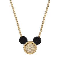 DISNEY COUTURE(ディズニークチュール) ネックレス・ペンダント ★送料無料★MINNIE X MAWI PAVE NECKLACE ★日本未入荷★