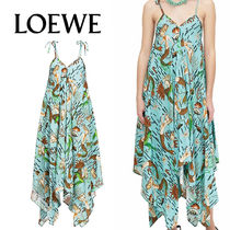 追跡ありで安心☆LOEWE Strappy Dress Paula Mermaid