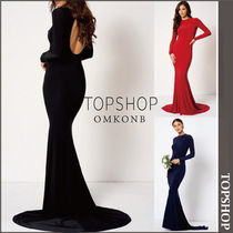 【国内発送・関税込】TOPSHOP★BacklessFishtail Maxi by Club L