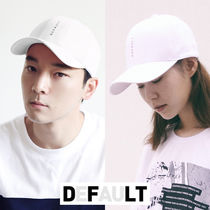 Default(デフォルト) キャップ EXOシウミン着用◆Default正規品◆EMBROIDERY 7PANEL CAP(White)