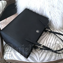 ★在庫・追跡付き★TORY BURCH EMERSON SMALL TOTE BLACK 49127