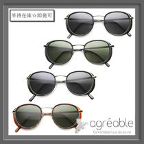 手持在庫★zeroUV★Vintage Dapper Studio Cover Aviator 9982