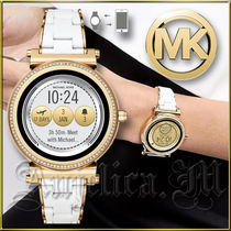 ★スマホ同期★MICHAEL KORS Touchscreen Smartwatch MKT5039
