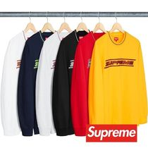 ★Supreme★ Bevel L/S Top SS 18 WEEK 17