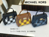 追跡有 Michael Kors★KARSON MINI SATCHEL 2WAYバッグ