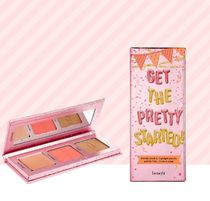 Benefit Get the Pretty Started ミニチークパレット