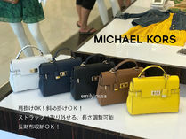 追跡有 Michael Kors★KARSON MD SATCHEL 2WAYバッグ