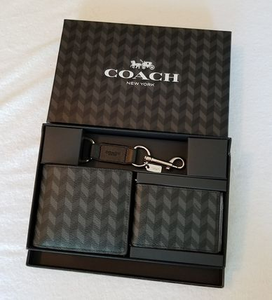 【COACH】 コーチ お財布&IDケース入れセット ★ 送料・関税込み