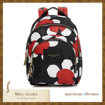 SALE! marc jacobs デイジーお花柄 可愛いバックパック/リュック