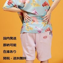 A PIECE OF CAKE(ピースオブケイク) ショートパンツ 【正規品・送料無料】A PIECE OF CAKE Oval Logo 1/2 Pants