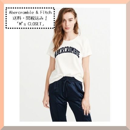 Abercrombie & Fitch Tシャツ・カットソー Abercrombie & Fitch(アバクロ)新作トップス!