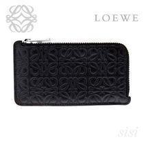 LOEWE★ロエベ Coin/Card Holder Black