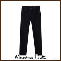 MassimoDutti♪MID-RISE STRAIGHT FIT JEANS