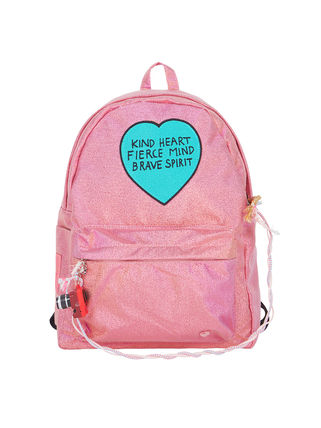 Entre Reves バックパック・リュック 【Entre Reves】A-PINK着用★BRAVE HEART BACKPACK★日本未入荷(5)