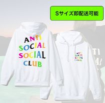 激レア ANTI SOCIAL SOCIAL CLUB  Rainy Dayz パーカー