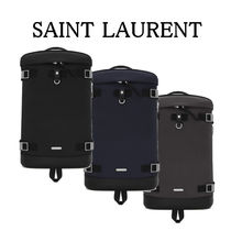 【Saint Laurent】RIVINGTON RACE BACKPACK