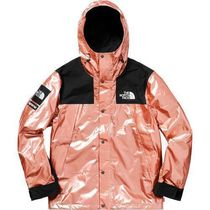 Rose M Supreme The North Face Metallic Mountain Parka