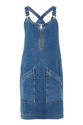 TOPSHOP マタニティワンピース 【国内発送・関税込】TOPSHOP★MATERNITY Zip Pinafore Dress(2)