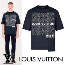 Louis Vuitton LV List Printed Patchwork Oversize 関税送料込
