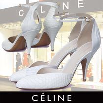 CELINE Night Out Mary Jane in Shiny Phithon 関税送料込