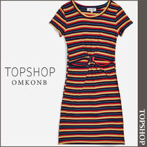 【国内発送・関税込】TOPSHOP★Bow - Rainbow Dress by WYLDR