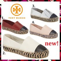 新作セール Tory Burch 未発売 Color-Block Platfrom Espadrille