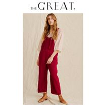 【THE GREAT】入手困難●日本未入荷●The Easy Overall