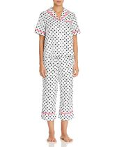 大人気 kate spade new york Dot Crop PJ Set
