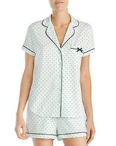 大人気 kate spade new york Dot Short PJ Set