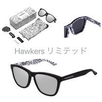 Hawkers(ホーカーズ) サングラス KEITH HARING X HAWKERS /ALL BLACK