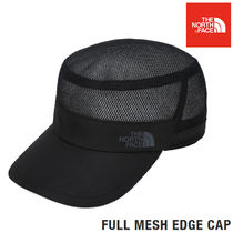 THE NORTH FACE★FULL MESH EDGE CAP -  NE3CJ31A(BLACK)