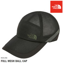 THE NORTH FACE★FULL MESH BALL CAP -NE3CJ05A (BLACK)