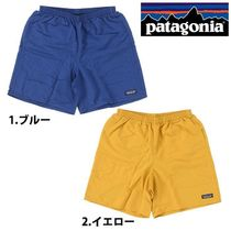 Patagonia 58034 M's Baggies Longs - 7 in.  ショーツ  全2色
