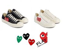 COMME des GARCONS Play x Converse◆コラボ Chuck Taylor '70