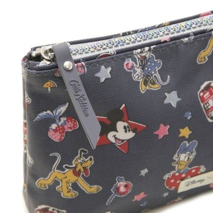 Cath Kidston メイクポーチ キャスキッドソン ポーチ 734707 Mickey & Minnie Little Patch(2)