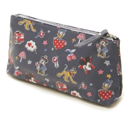 Cath Kidston メイクポーチ キャスキッドソン ポーチ 734707 Mickey & Minnie Little Patch(3)
