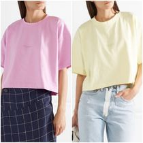 【sale】Acne(アクネ)♪Cylea cropped cotton Tシャツ
