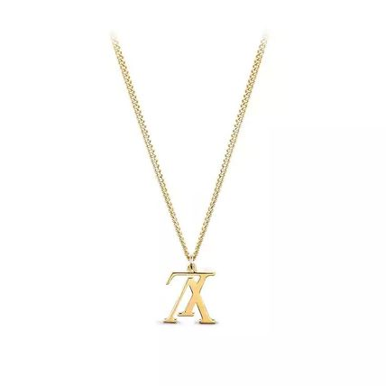 Louis Vuitton ネックレス・チョーカー 【直営店買付】Louis Vuitton・LV UPSIDE DOWN NECKLACE / 2色(2)