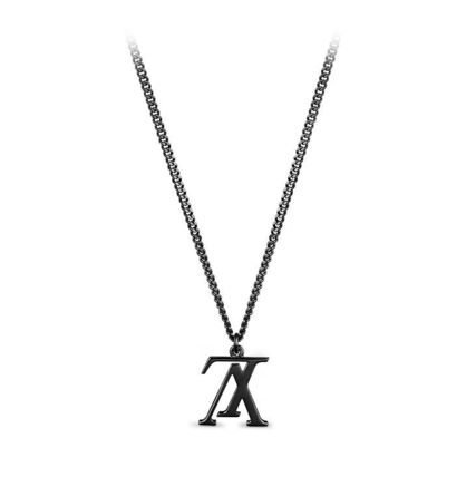 Louis Vuitton ネックレス・チョーカー 【直営店買付】Louis Vuitton・LV UPSIDE DOWN NECKLACE / 2色(4)