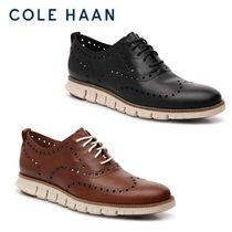 Sale★【Cole Haan】★ ZERO GRAND OPEN II WINGTIP OXFORD