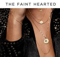 THE FAINT HEARTED(ザフェイントハーテッド) ネックレス・ペンダント 日本未発売【THE FAINT HEARTED】Zodianネックレスセット