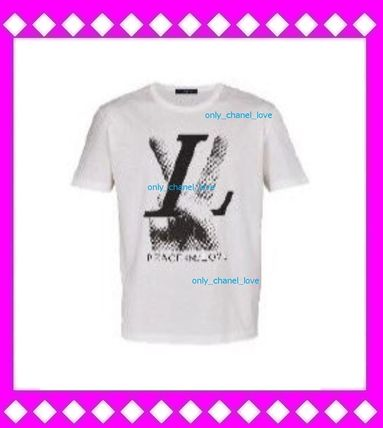 buyma 国内発送 限定ルイヴィトン peace and love tシャツ 36869985